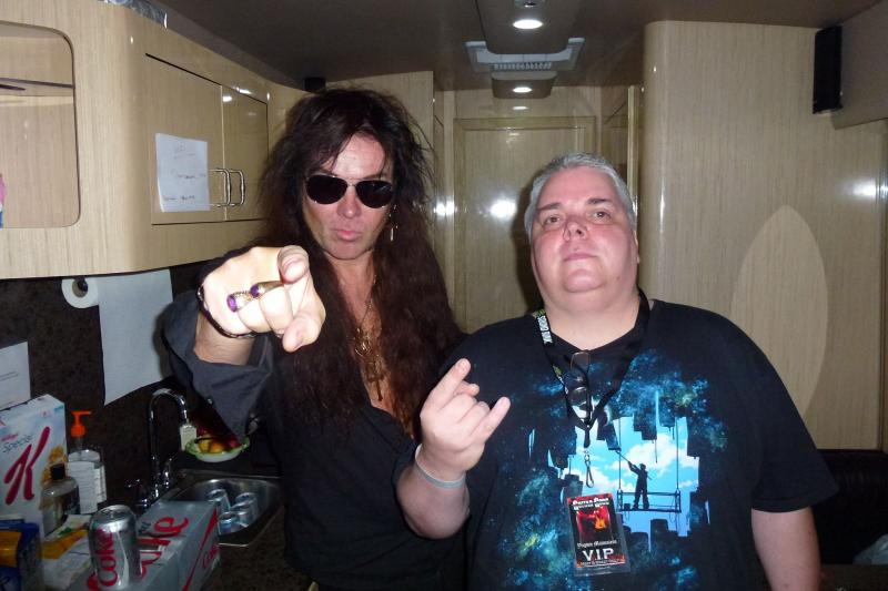 Me and Yngwie !